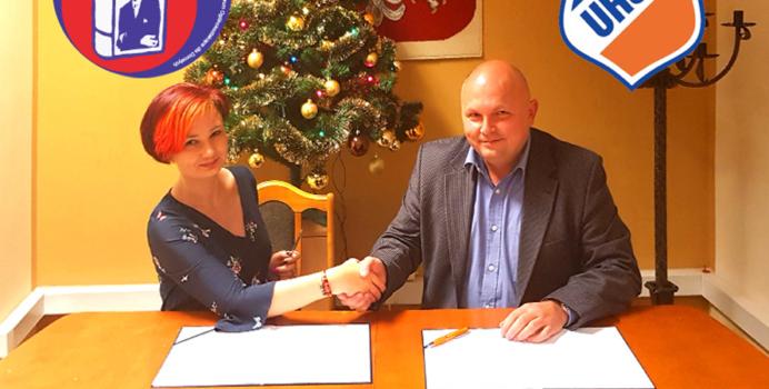 Porozumienie z KS Ursus podpisane!!!