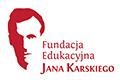 Logo Fundacji Edukacyjnej Jana Karskiego